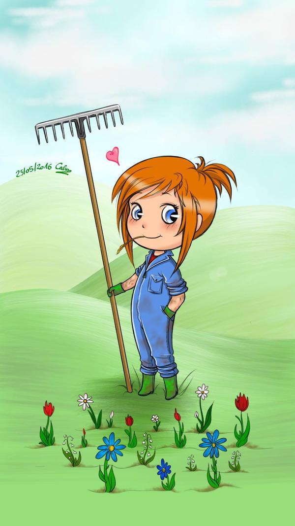 Gardening by myngorad