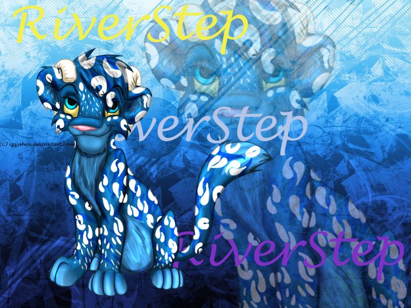 RiverStep by IzzyShea