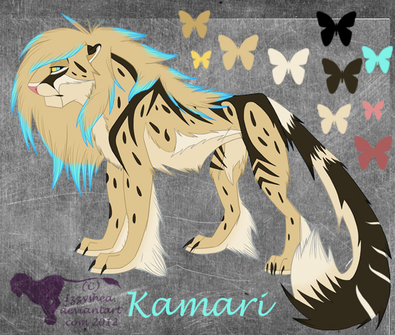 Kamari by IzzyShea