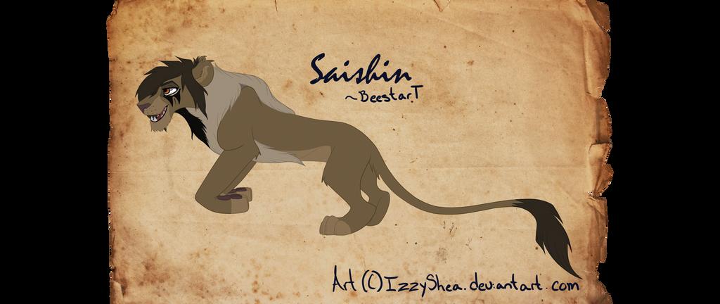 Saishin Commission by IzzyShea