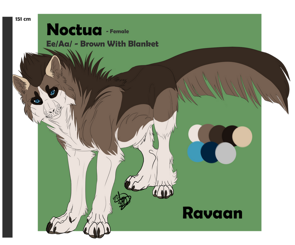 Noctua (Ravaan #006) by IzzyShea