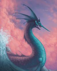 Isjaki by mercurybird