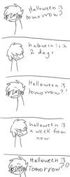 SS4 - halloween by mercurybird