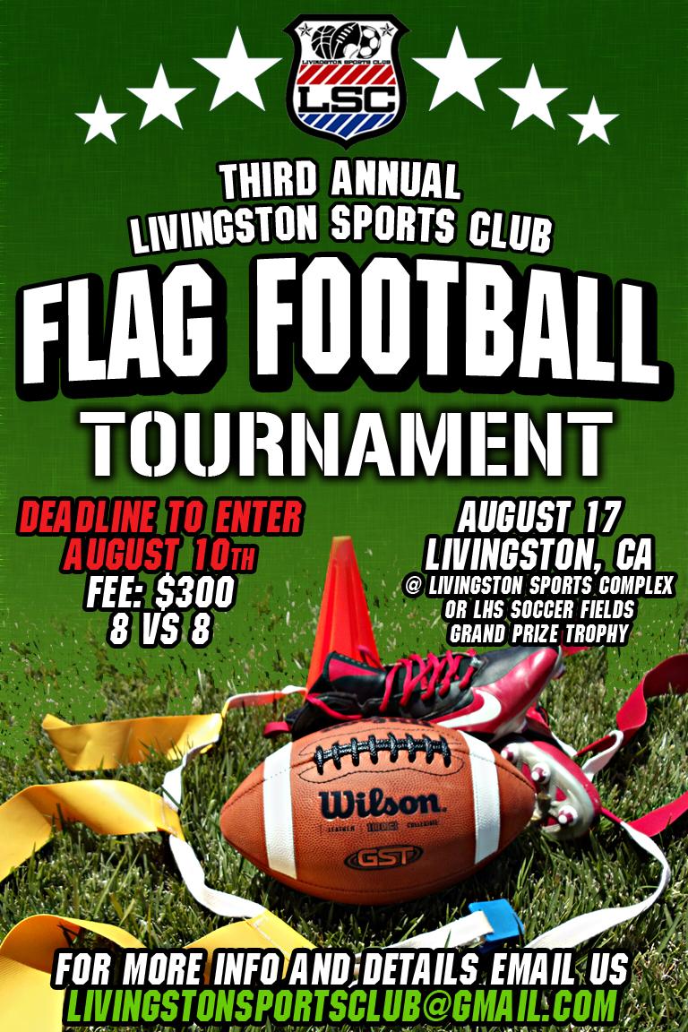 Football Tournament Flyer Template Elitadearest