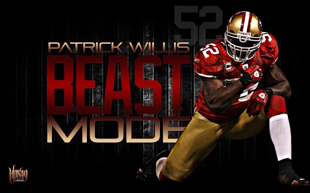 Patrick Willis And Navorro Bowman Wallpaper Patrick Willis Beast M...
