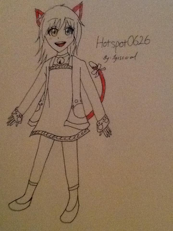 Lucky Report! Meet Alice NEKO by Hotspot0626