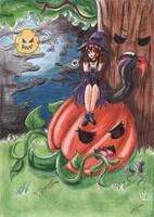 Hallowen by Mippi55