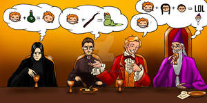 Dinner With Lockhart