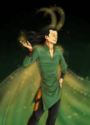 Loki is FABULOUS by Berende