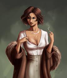 DTIYS: Ravietta by Berende