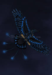 The Night Raven by Berende