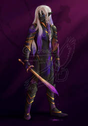 January Request: Warrior by Berende