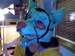 Fursuit Head so far