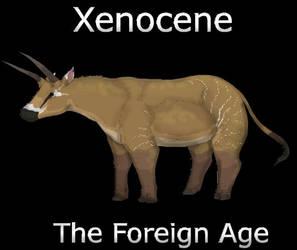 Xenocene logo by AlphaX9
