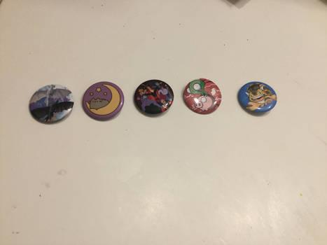 More Pins