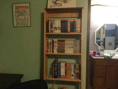 All my Manga Books.