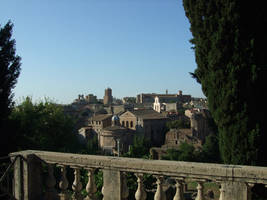 A view over Rome