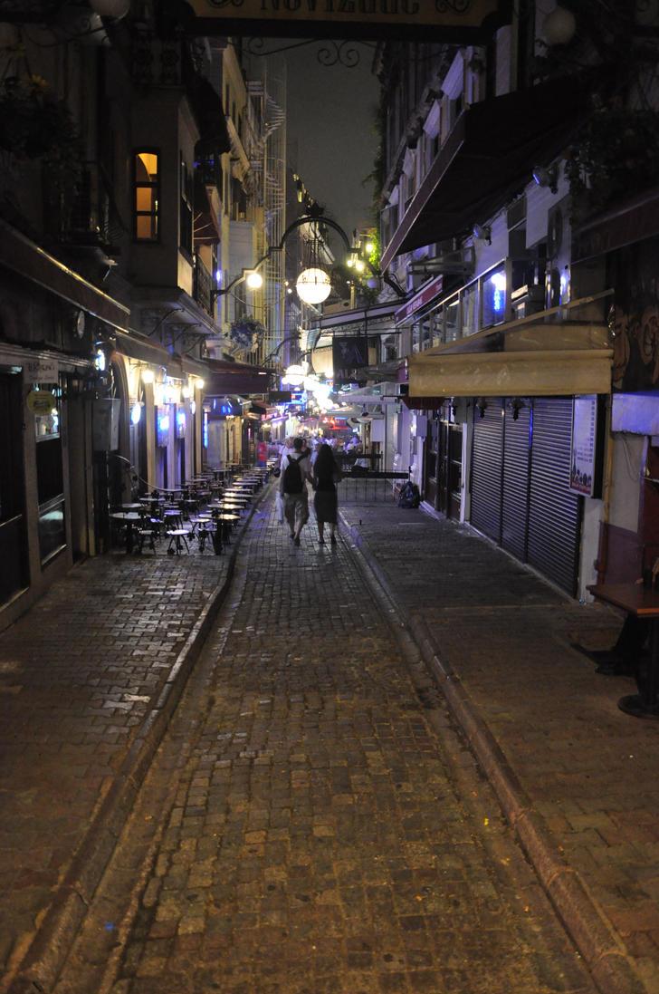 Lost street by gokmenkaya