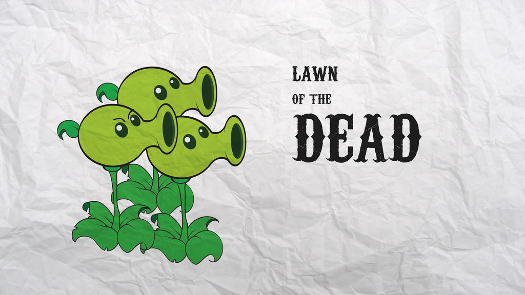 lawn of the dead by MorningLaughter