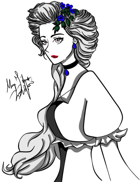 Porcelaina Victoria Dollia by blossomxdexter4eva