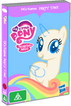 The cassette holder with your OC - MLP base