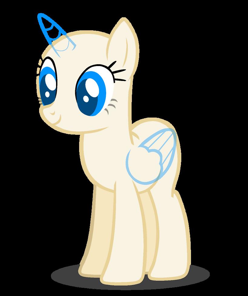 Pony Mlp Base