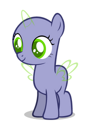 3Q filly - MLP base