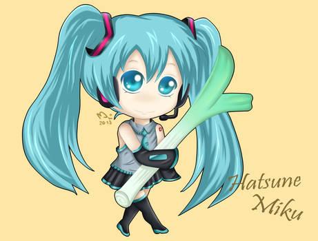Vocaloid: Hatsune Miku Chibi