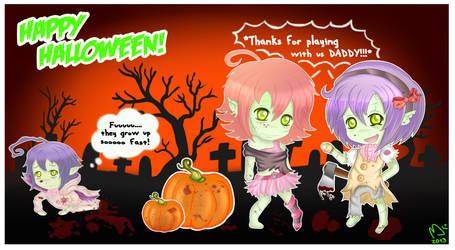 Happy Halloween Betty Style