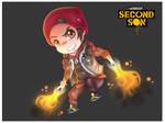 INFAMOUS Second Son: Delsin Rowe (CHiBi)