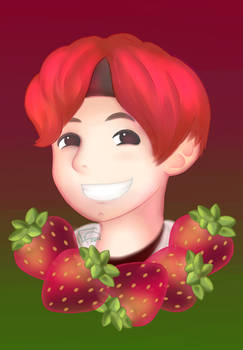 Our Strawberry Boy Tae Tae