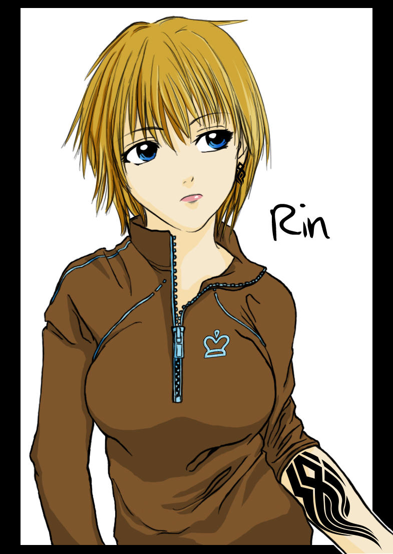 Rin by birdyted