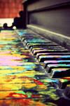 Piano in Krakow