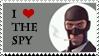 I love the spy stamp by Gothika47