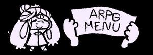 ARPG Menu by mishdreavus