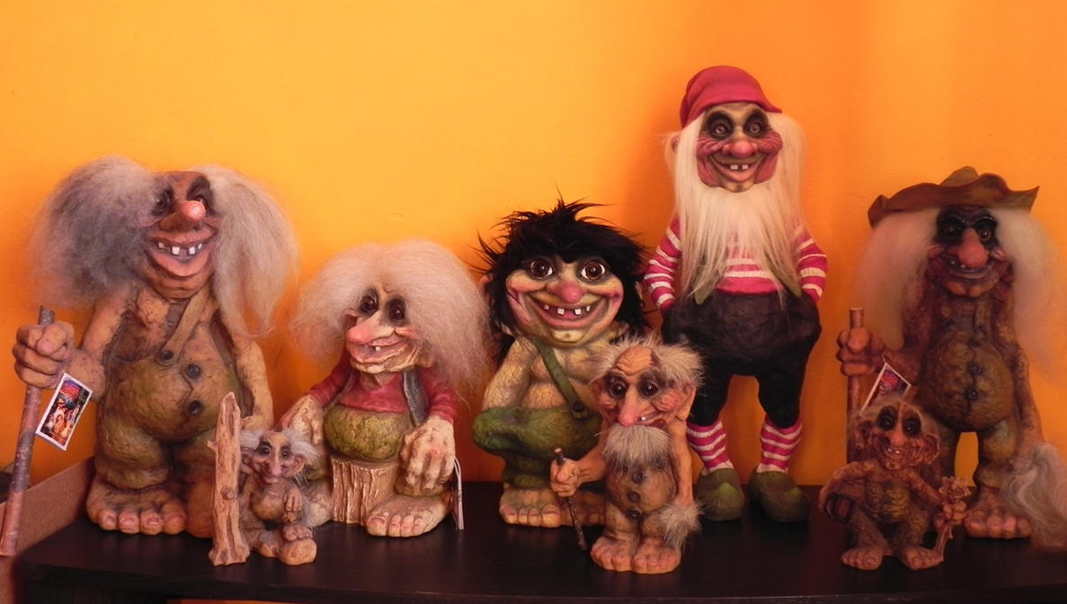 Troll Ny Form collection by georgesmassilia on DeviantArt