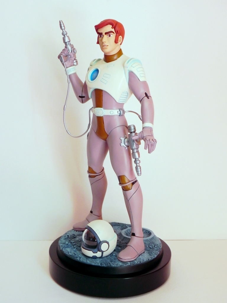 Captain Future by georgesmassilia
