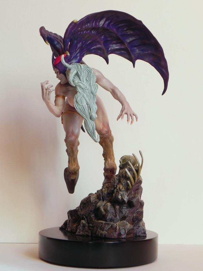 Satanika statue by georgesmassilia