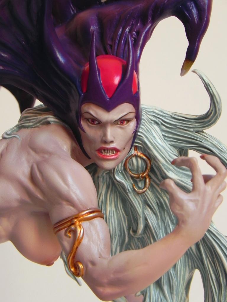 Satanika detail by georgesmassilia