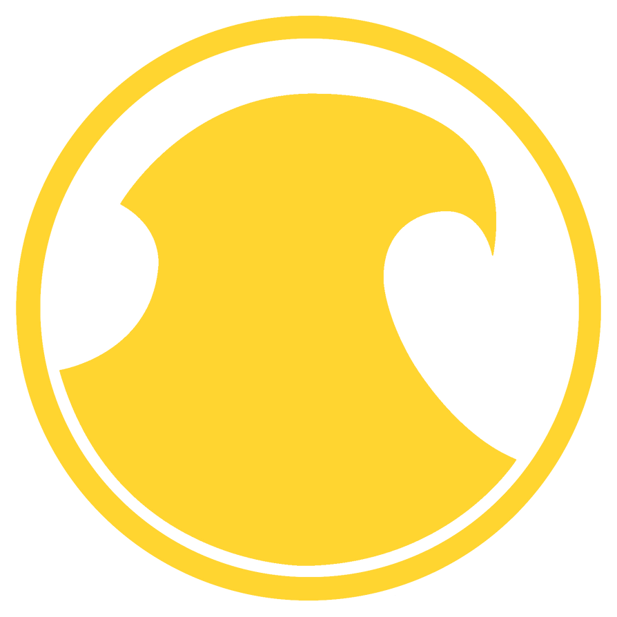 Red robin symbol yellow by deathcantrell on deviantart red robin symbol yellow by deathcantrell buycottarizona Image collections