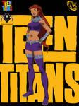 Teen Titans Series Starfire