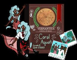 [V] Coral Aquati Application by Mor3k0