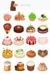 Gift for vk.com Cake