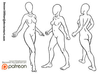 Free 2 Use: Pose Set 2