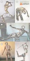 Anatomy Stock Bone Overdraw
