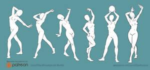 May Pose Sets 1 and 2