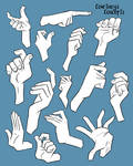 Reference - Hand positions
