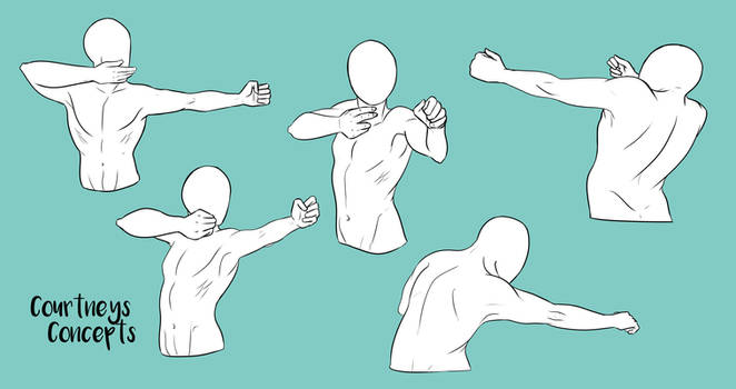 Bow and Arrow Poses