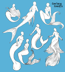 Mermaid Bases