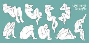Resting Variation Poses